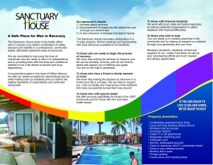 2010Sanctuary House Brochure inside